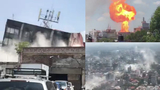 LOOK: Mexico City earthquake destruction caught on video