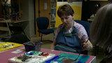 Clinton Township woman blossoms as artist
