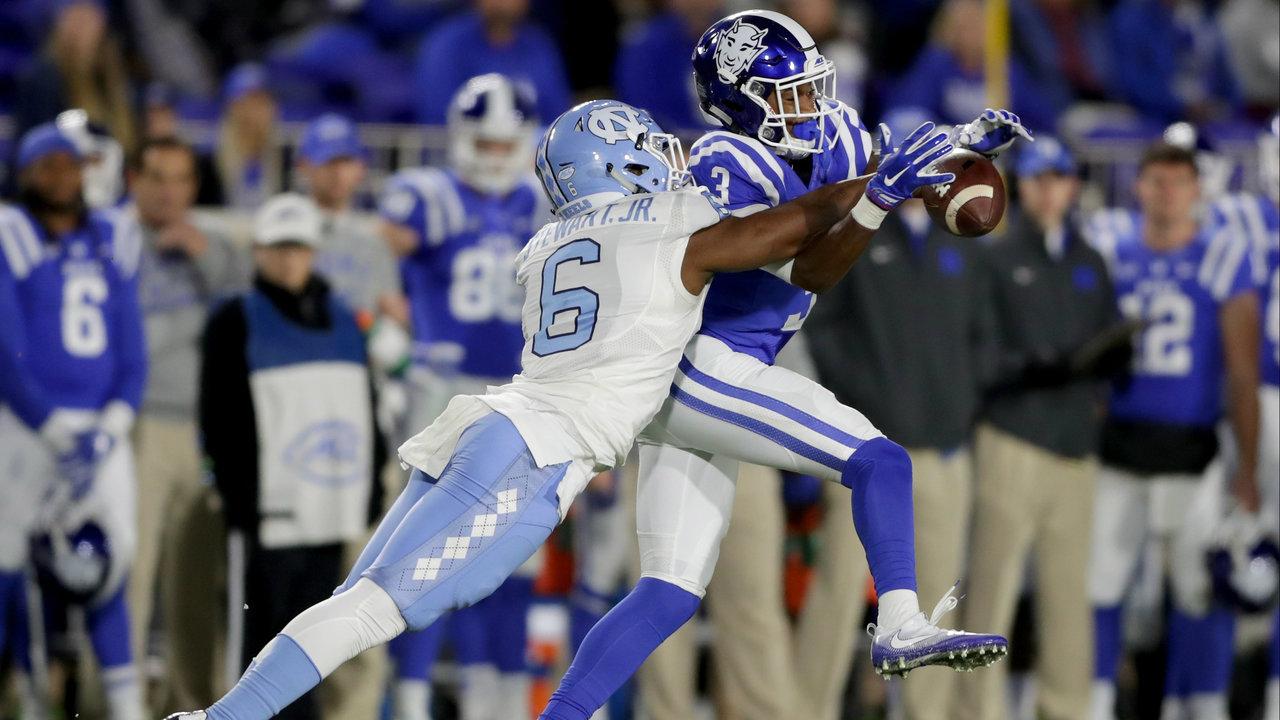 Duke football vs. North Carolina: Time, TV schedule, game...North Carolina Football Schedule