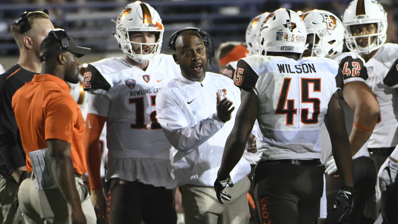 Bowling Green Football - Bowling green football tv time game preview live