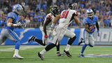 Falcons hold on to beat Lions 30-26 thanks to NFL rule