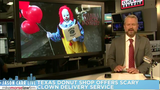 Jason Carr Live: Donut shop offers scary clown delivery, soldier gives&hellip&#x3b;