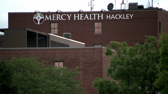 Mercy Health Hackley Hospital adoption custody battle