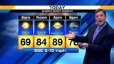Weather forecast: Temps could reach low 90s in SE Michigan