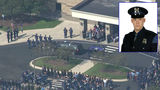 Funeral held for Michigan State Police trooper killed in motorcycle crash