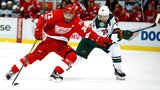 Report: Andreas Athanasiou, Red Wings agree to 1-year contract