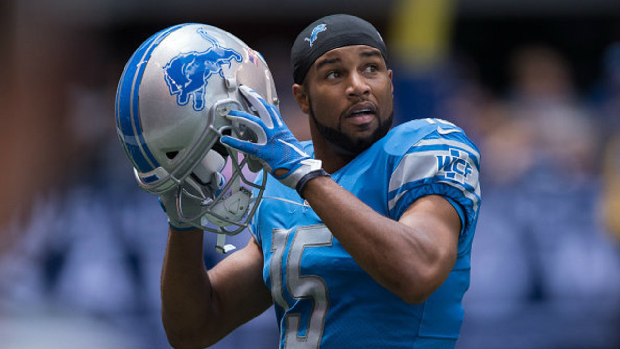 Report Detroit Lions Wide Receiver Golden Tate To Miss A