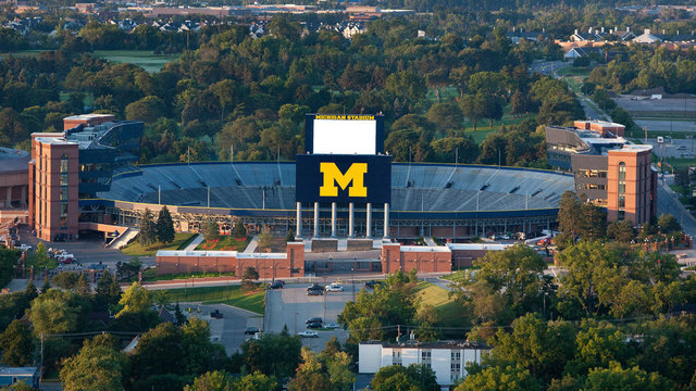 University of Michigan No. 1 public university in U.S. in latest rankings