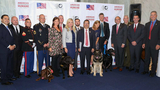 5 US military dogs honored with American Humane's Lois Pope K-9 Medal of Courage