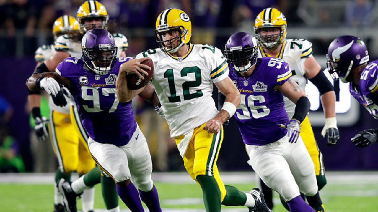 the minnesota vikings and green bay packers rivalry in the nfl Green bay packers minnesota vikings  green bay packers: 9–4–1: won 1967 nfl championship game  packers–vikings rivalry.