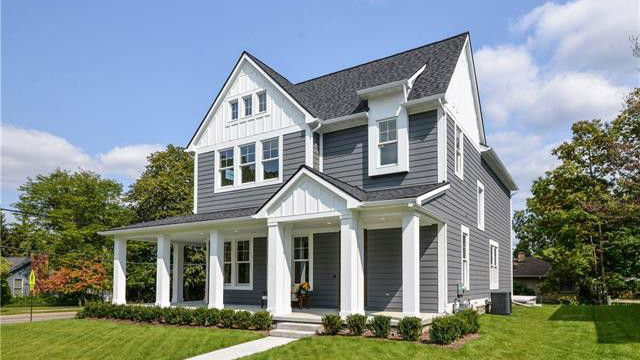 New construction on Ann Arbor's west side on the market for $829,000