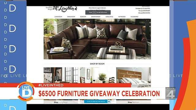 Giveaway furniture