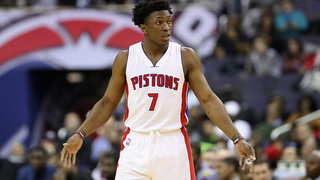Report: Detroit Pistons trade Stanley Johnson to Bucks for Thon Maker