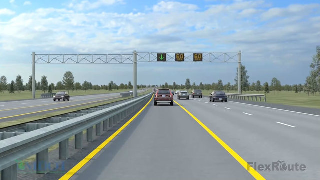 'Flex route' coming to I-96 between I-275 and Kent Lake: How it will work