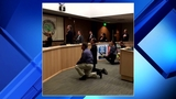 Ann Arbor City Council members kneel during Pledge of Allegiance to&hellip&#x3b;