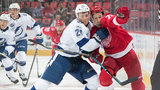 Lightning continue to dominate Red Wings with 3-2 win