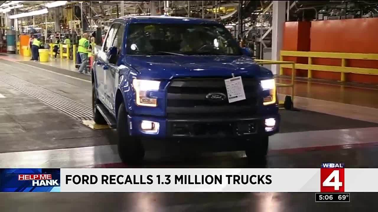 Ford recalls 13M F150 Super Duty trucks in North America