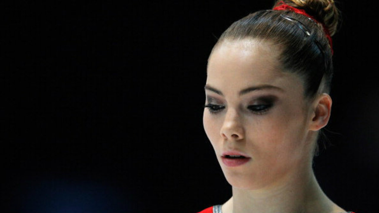 Gold medal-winning Olympic gymnast McKayla Maroney says she was molested by Larry Nassar