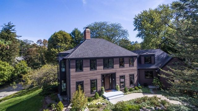 Impressive 5-bedroom home neighboring Nichols Arboretum for sale