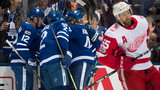 Maple Leafs have 4-goal 1st, beat Red Wings 6-3