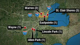 Police: Man says he committed 9 armed robberies in Metro Detroit to feed his twins