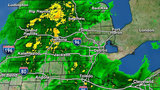 LIVE RADAR: Rain heads into Metro Detroit