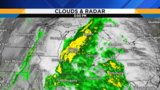 Metro Detroit weather forecast: Rain has arrived