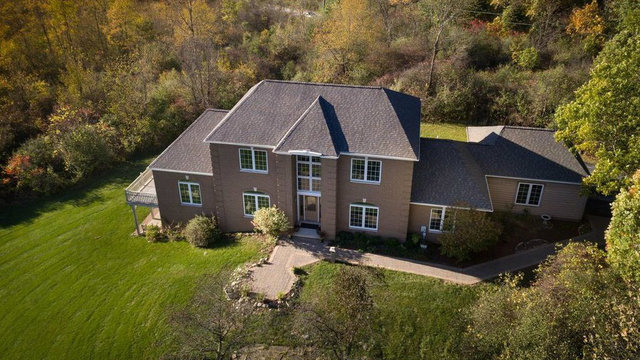 Five bedroom Ann Arbor home on more than 2 acres of land for sale