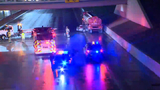 WB I-96 at Telegraph in Redford reopened after crash