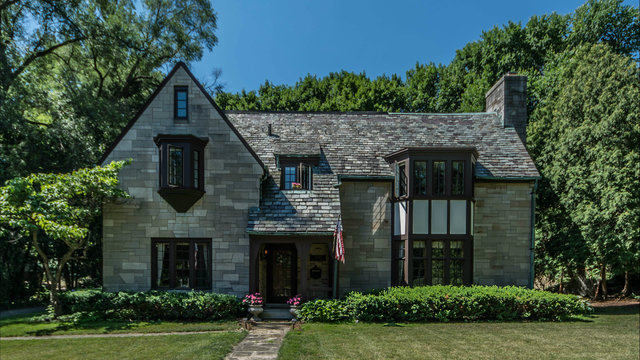 One-of-a-kind English Tudor in Ann Arbor Hills available for $1,450,000