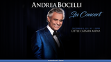 Win four tickets to to see Andrea Bocelli 12/3/17 rules