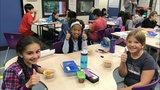 Farm to table: Gourmet food tasting at Ann Arbor's King Elementary