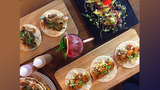 Five winners will each receive a $40 gift certificate to M Cantina rules