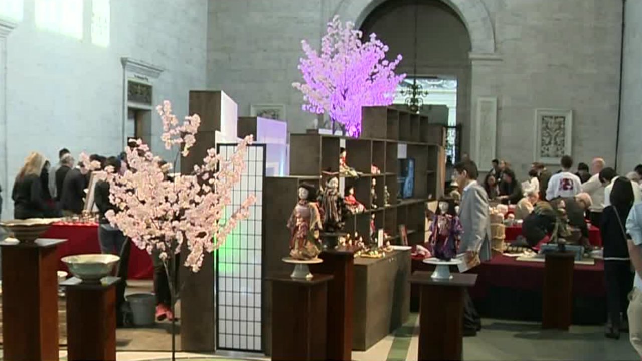 Detroit Institute Of Arts Launching Gallery For Japanese Art