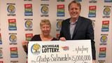Michigan Lottery: Woman wins $5M Mega Millions prize after forgetting to&hellip&#x3b;