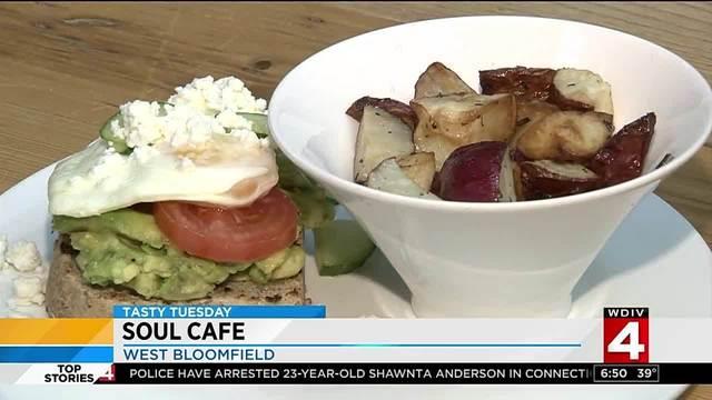 Tasty Tuesday: Soul Cafe