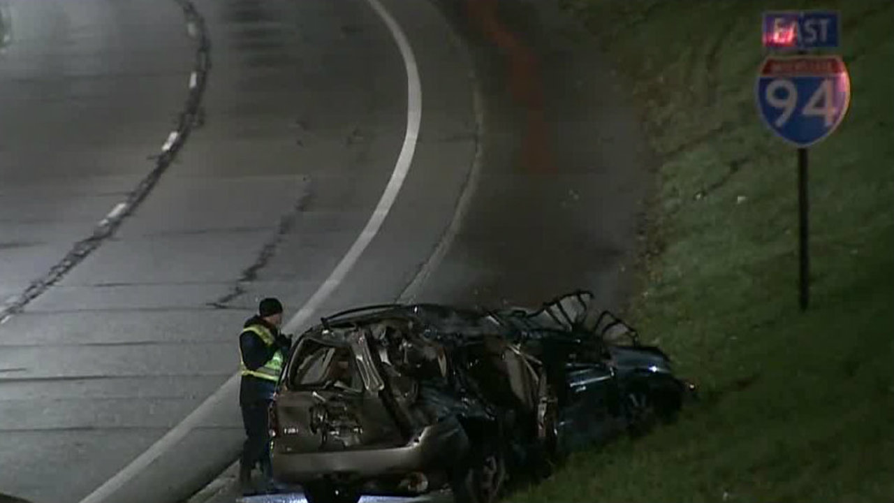 I 94 Accident Today Michigan