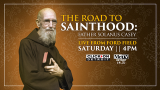 Father Solanus Casey Beatification Mass in Detroit: View details here