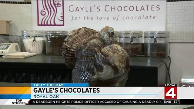 Tasty Tuesday: Gayle's Chocolates