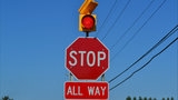 Oakland County road commission installs all-way stop signs at 2 intersections