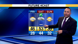 Metro Detroit weather: Clouds break, temps drop Thursday night