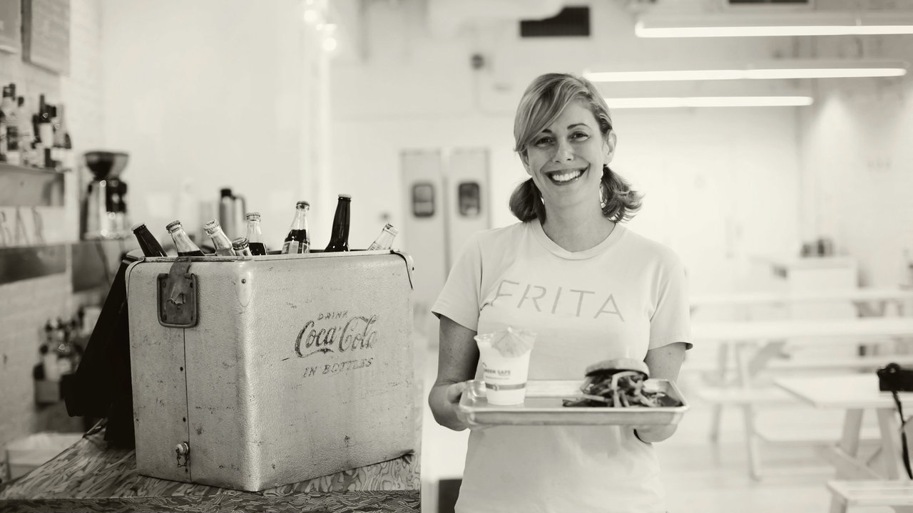 A chat with Ann Arbor chef Eve Aronoff