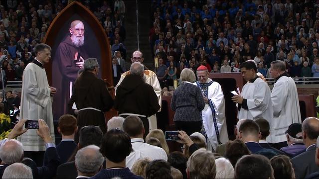 'Faithful' Detroit priest Solanus Casey beatified by Catholic church