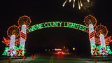 Wayne County Lightfest reopens Tuesday, Nov. 21, 2017