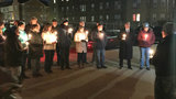 Vigil held in memory of slain Wayne State University Police Sgt. Collin Rose