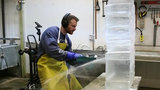 Rod The Builder will take on certified ice sculptor in ice-carving contest