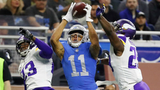 Vikings hold off Lions for 30-23 victory on Thanksgiving
