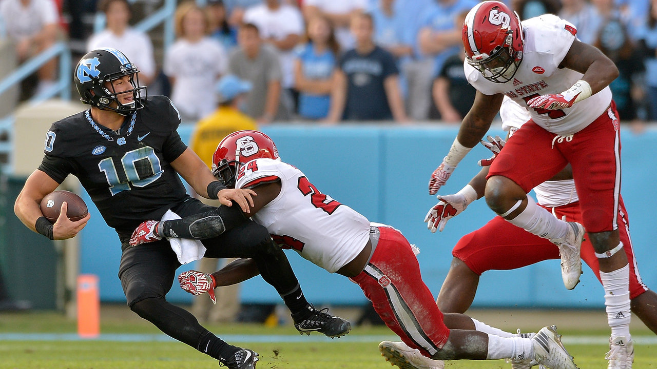 N.C. State football vs. North Carolina: Time, TV schedule,...North Carolina Football Schedule