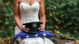 Fiancée of fallen Wayne State Police Sgt. Collin Rose takes wedding&hellip&#x3b;
