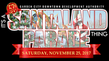 Garden City closes roads for 57th annual Santaland Parade
